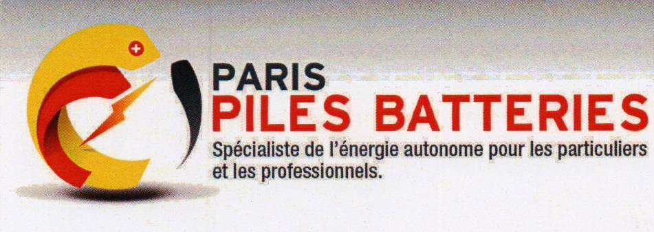 Logo Paris Piles Batteries
